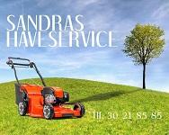 Sandras Haveservice